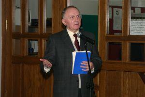 Prof. dr hab. Czesław Głombik