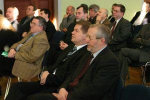 Przedstawiciele środowisk naukowych największych uczelni regionu