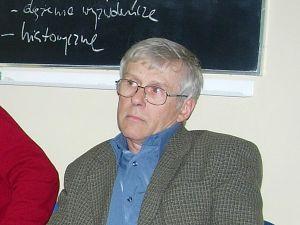 Jerzy Michalski, żołnierz zawodowy i członek Stowarzyszenia Kombatantów Misji Pokojowych ONZ