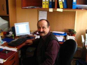 Pełnomocnik Rektora ds. Programów Europejskich dr Antoni Herbowski