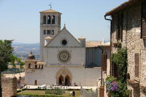Bazylika św. Franciszka w Asyżu