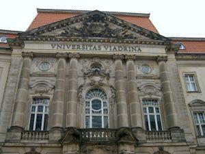 Rektorat Europa Universität Viadrina we Frankfurcie nad Odrą
