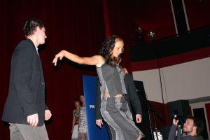 Pokaz mody podczas imprezy inauguracyjnej
