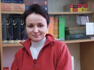 Dr Katarzyna Wyrwas