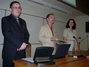Komisja Egzaminacyjna zapoznaje maturzystów z regulaminem