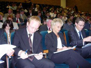 Samorządowcy nie wiedzą jeszcze, że okażą się najzdolniejszymi maturzystami 2006 roku