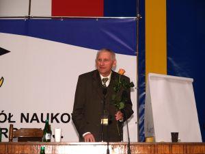 Prof. zw. dr hab. Teodor Kramer