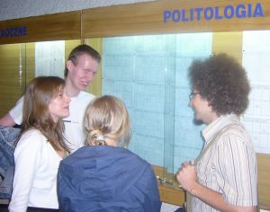 Studia politologiczne