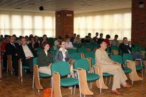Zastanawiające jest małe zainteresowanie studentów konferencją, a co za tym idzie przyszłością Śląska.