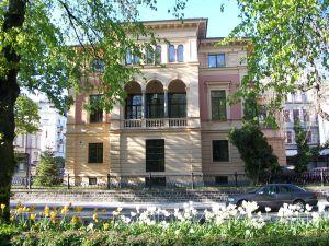 Budynek Instytutu Polskiego w Sztokholmie