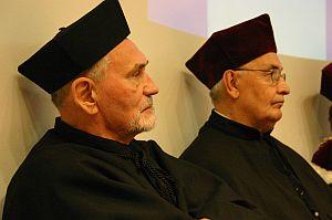 Podczas uroczystej inauguracji roku akademickiego 2006/2007