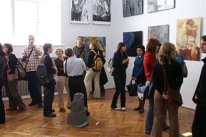 Wernisage w Galerii Uniwersyteckiej w Cieszynie