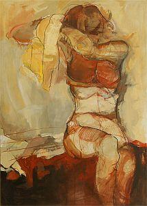 Wyróżniona Dorota Urban (II rok grafiki)