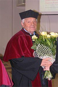 Profesor Władysław Lubaś