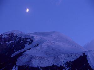 Nocna panorama z obozu II