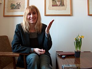 Aleksandra Kunce - redaktor naczelna ''Anthropos?''