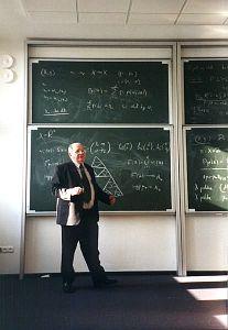 Profesor Andrzej Lasota