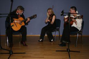 Koncert muzyki romskiej w wykonaniu grupy Józefa Jochymczyka