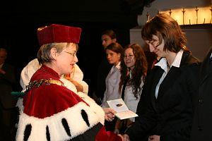 Immatrykulacja nowo przyjętych studentów Uniwersytetu Śląskiego