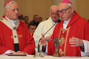 Podczas uroczystości, metropolita katowicki abp Damian Zimoń wręczył nagrodę LUX EX SILESIA. Tegorocznym laureatem został abp Szczepan Wesoły, wieloletni duszpasterz Polonii na całym świecie