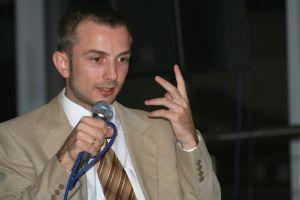 Koordynator projektu dr Tomasz Rożek