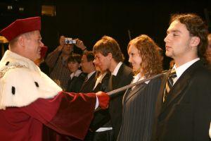 Immatrykulacja w Zespole Szkół Wyższych w Rybniku