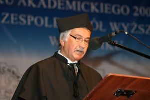 Prof. dr hab. Andrzej Gwóźdź
