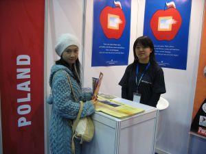 Targi edukacyjne w Pekinie