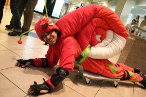 Absurdaliowe ślimaki na Uniwersytecie Śląskim