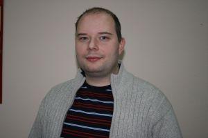 Dr Michał Daszykowski z Zakładu Chemometrii Instytutu Chemii UŚ