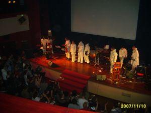 Występ formacji L.U.C. & RAHIM na zakończenie Festiwalu