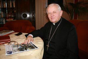 Ks. abp. dr. Damian Zimoń