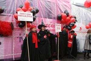 Na katowickim Rynku odbyło się oficjalne otwarcie nowego, nowoczesnego wampirobusu