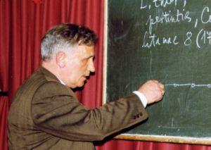 Prof. Jerzy Mioduszewski