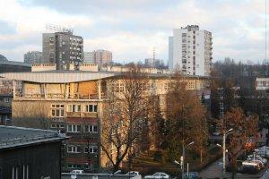 Budynek rektoratu Uniwersytetu Śląskiego w Katowicach, ul. Bankowa 12