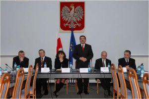 Jubileusz Rady Głównej Szkolnictwa Wyższego, 14 grudnia 2007 r.