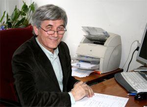 Dyrektor Instytutu Chemii prof. dr. hab. Stanisław Kucharski