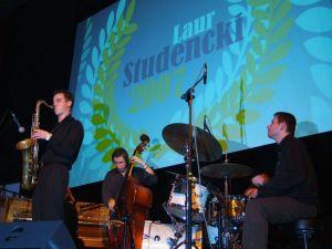 Kwartet jazzowy studentów Wydziału Jazzu Akademii Muzycznej w Katowicach