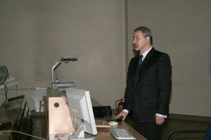 Prorektor UŚ ds. nauki i informatyzacji prof. zw. dr hab. Wiesław Banyś