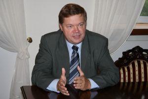 Janusz Janeczek Rektor Uniwersytetu Śląskiego
