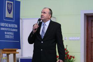 Prof. dr hab. Stanisław Juszczyk