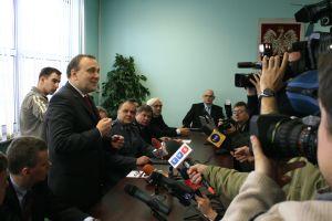 Wystąpienie wiceprezesa Rady Ministrów Grzegorza Schetyny