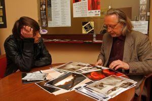 Prawdziwe oblężenie przeżywał dr Ryszard Czernow, z którym można było skonsultować zawartość portfolio fotograficznego