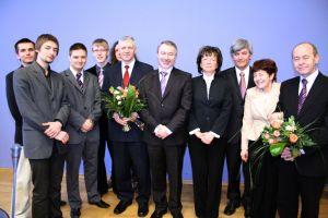 Wybory prorektorów Uniwersytetu Śląskiego na kadencję 2008/2012