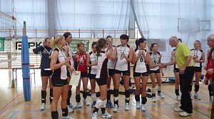 XXV Mistrzostwa Polski Uniwersytetów w Piłce Siatkowej Kobiet