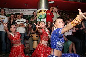Impreza w klimacie Bollywood w Klubie Studenckim Kwadraty