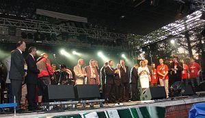 Juwenalia i koncert zespołu T.Love w Rybniku
