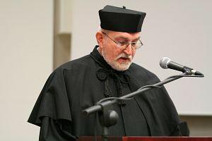 prof. zw. dr. hab. Jacek Jania