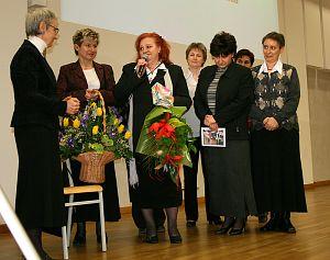 Jubileusz prof. Marii. Z. Pulinowej