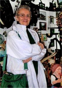 Profesor UŚ dr hab. Maria Z. Pulinowa